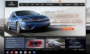Auto Web : 32 inspiring websites for automotive companies ~ Gottalentnigeria.com Avis de Voitures