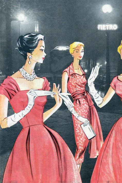 10 Feminine 1950s Womens Fashion Trends For Women Today