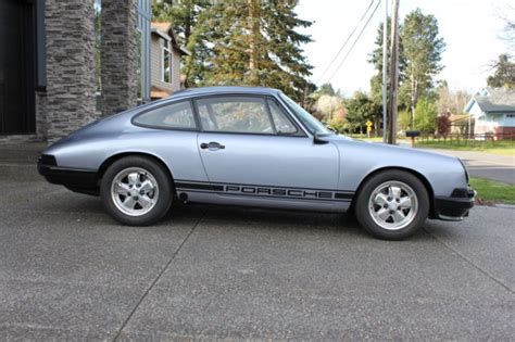 outlaw porsche 912 1968 porsche 912 outlaw with 911 engine for sale porsche