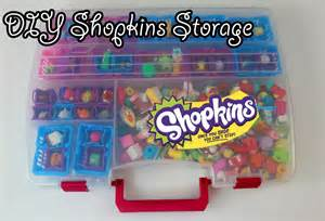 diy shopkins storage container also great for lalaloopsy