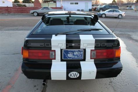 sell   toyota celica supra hatchback  door
