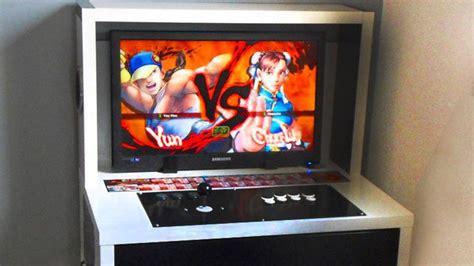 diy arcade cabinets just add ikea furniture