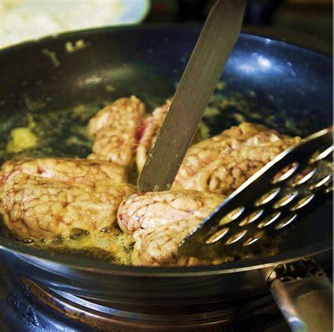 cuisiner la cervelle recette cervelles d 39 agneau pochées