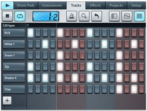 fruity loops studio mobile 10 apps for the garageband touchable
