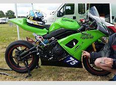Kawasaki ER650 Supertwin Race Bike 650r