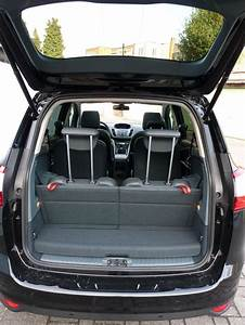 Ford C Max Coffre : essai ford grand c max un compl ment la famille des monospaces automania ~ Melissatoandfro.com Idées de Décoration