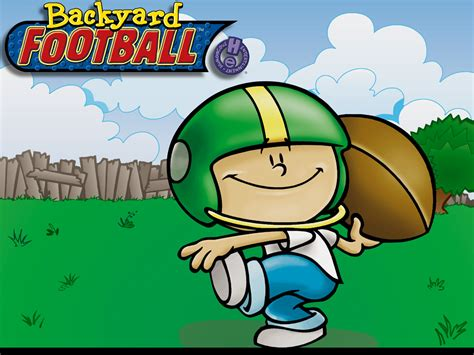 Backyard Football Computer Game Download Outdoor