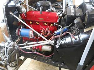 Mg Td Wiring Harness Installation Mg Td Wire Wheel