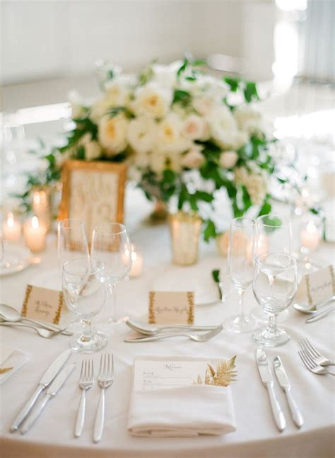 best 25 wedding table settings ideas on
