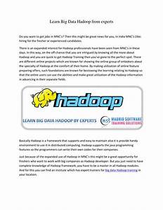 big data analytics fresher jobs resume templates best With big data hadoop fresher resume