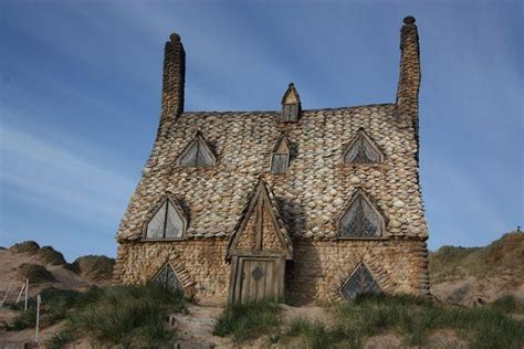 shell cottage  harry potter   dealthly hallows