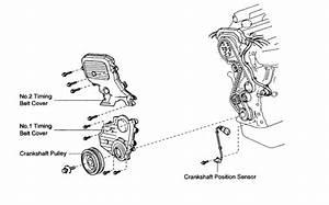 1997 Rav 4 Where Is The Crank Shaft Position Sensor
