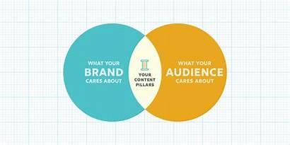 Venn Diagram Pillars Strategy Marketing Use Determine