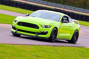 First Drive! 2020 Shelby GT350R Is Still King of the Stick-Shift Stallions - Hot Rod
