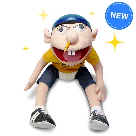 jeffy puppet pre order mario logan