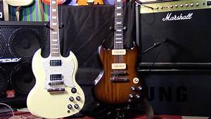 Guitar Tone - Gibson Sg Humbuckers Vs P90 Pickups