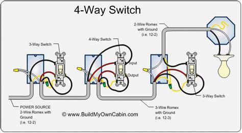 switch wiring  residential lighting
