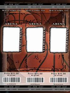 Pin Baseball Ticket Template Invitation Image Search ...