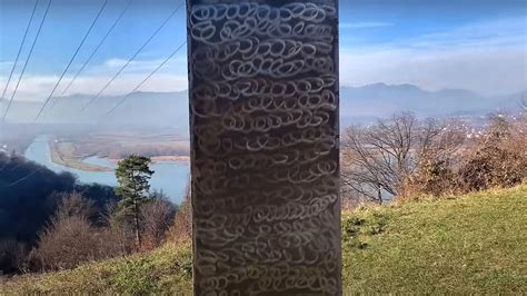 romanian monolith   disappeared