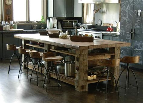 rustic kitchen islands with seating kitchen islands with seating hgtv within kitchen island