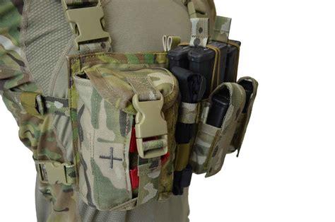 micro chest rig bushido tactical