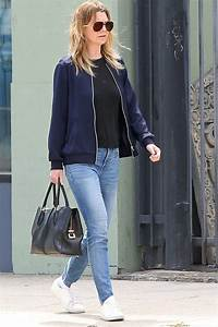 Ellen Pompeo Was Seen Out in West Hollywood 04/04/2017 ...