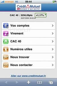Passeport Credit Credit Mutuel Avis : edit le cr dit mutel cic s 39 adapte au format iphone ~ Medecine-chirurgie-esthetiques.com Avis de Voitures