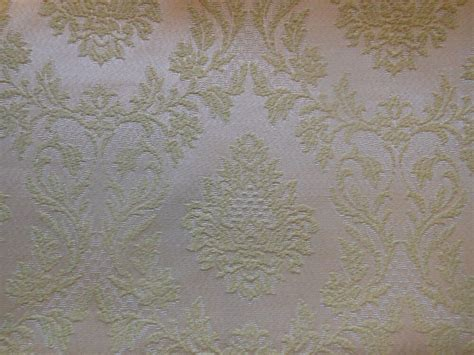 vintage drapery fabric vintage retro celery green damask fabric pattern