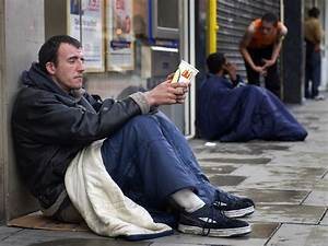Homeless Veterans appeal: The rise of the working poor ...
