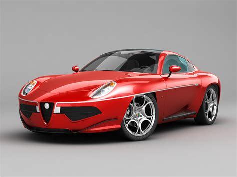 Alfa Romeo Disco Volante Alfa Romeo Disco Volante 3ds