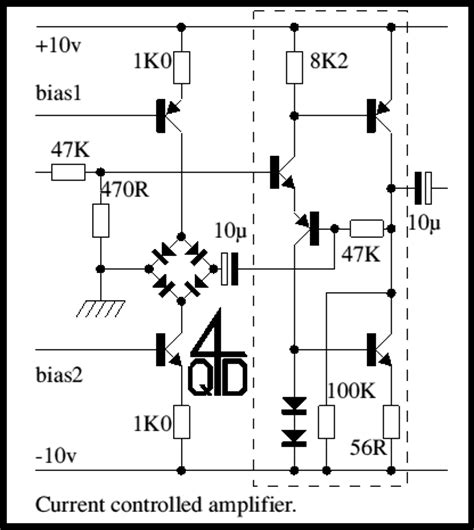 misc audio tutorials circuits and diagrams lifiers pre