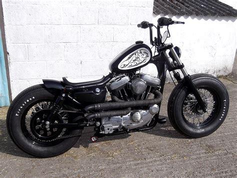 Harley Davidson Sportster Bobber For