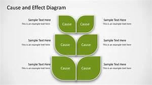 Green Cause & Effect Diagram for PowerPoint - SlideModel