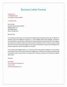business letter formatting template learnhowtoloseweightnet With letter format template