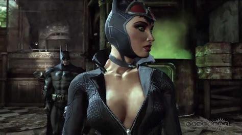 Batman Arkham City Two Face Judgment Cut Scene Xbox