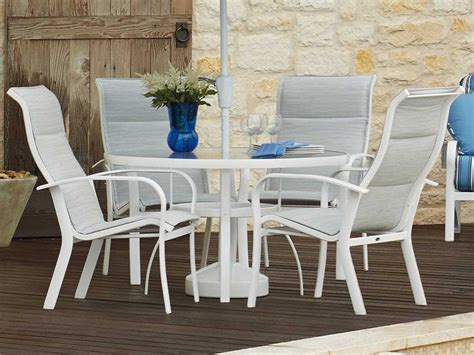 Woodard Fremont Padded Sling Aluminum Dining Set  Frepdinset4. Backyard Patio With Steps. Patio Bar Stool Chairs. Brick Patio Cleaning Solution. Patio Stones And Designs. Brick Paver Patio Quote. Patio Garden Pictures. Patio Stones Lambeth Ontario. Patio Deck Lowes