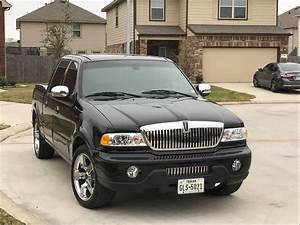 2002 Lincoln Blackwood For Sale By Owner In Baytown  Tx 77521
