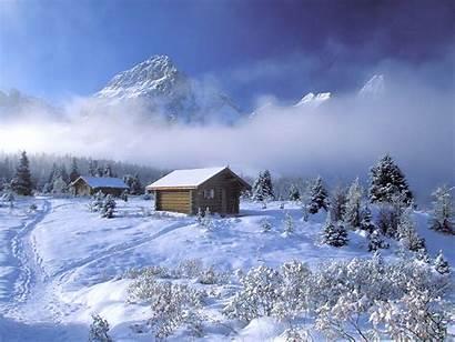 Winter Wallpapers 1080p Scenes Desktop Scene Background
