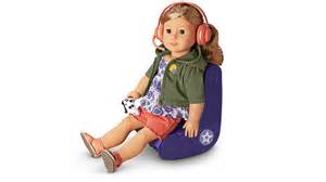 American Girl Released An Xbox Gaming Set For Dolls