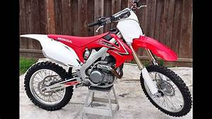 2009 Honda Crf450r For Sale Immaculate