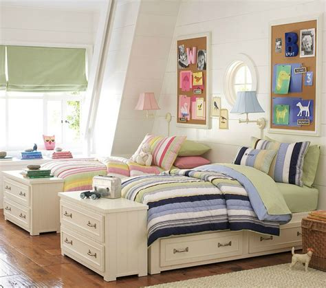 Decorating Ideas For Bedroom Shared By Boy And by 26 Best And Boy Shared Bedroom Design Ideas Decoholic