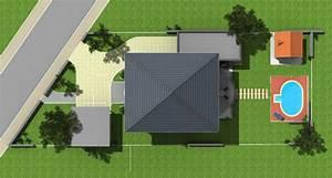 Stadtvilla 300 Qm : stadtvilla mit garage und carport ~ Lizthompson.info Haus und Dekorationen