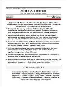 sales executive profile resume executive profiles