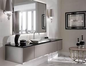 the luxury look of high end bathroom vanities With how high should a bathroom vanity be