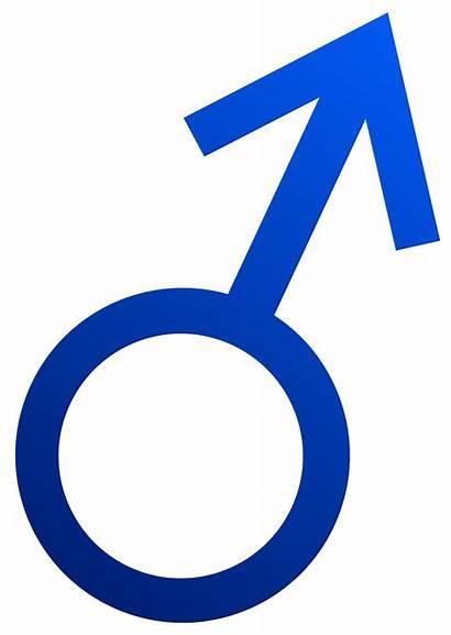 Symbol Male Clipart Clip Symbols Boy Mars