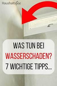 Wasserschaden Haus Was Tun : was tun bei wasserschaden 7 wichtige tipps von haushaltsfee claudia allgemeines ~ Bigdaddyawards.com Haus und Dekorationen