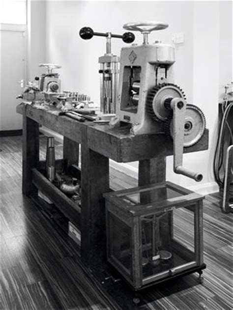 mccaul goldsmith workshop rolling mill atelier