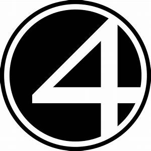 Fantastic Four Logo – WeNeedFun