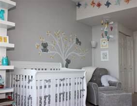 idee kinderzimmer streichen baby quot m quot modern gray nursery project nursery
