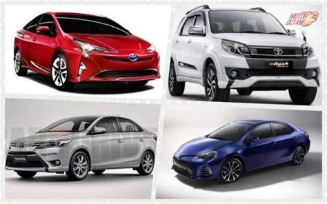 Upcoming Toyota Cars Suvs, Hatchbacks, Chr, Vios